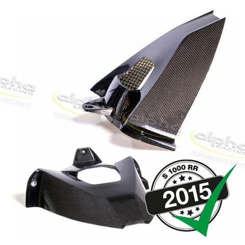 alpha Racing Carbon Rear Fender BMW S1000 RR/HP4 (2010-, 2015-)