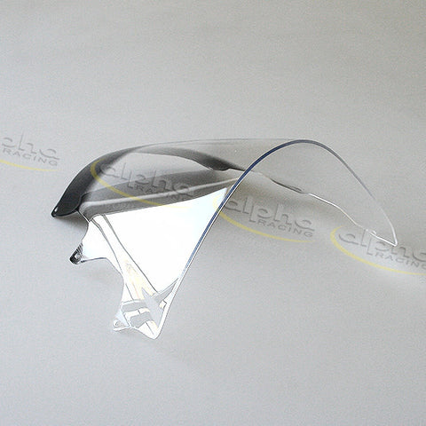 Racing Windscreen Long, Race Fairing, Clear BMW S1000RR (2010-, 2015-)