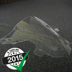 alpha Racing Clear Sport Windscreen OEM Fairing BMW S1000RR (2015-)