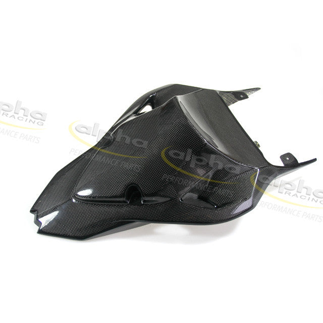 alpha Racing Carbon Short Race Tail for OEM Subframe BMW S1000 RR/HP4 (2012-2014)