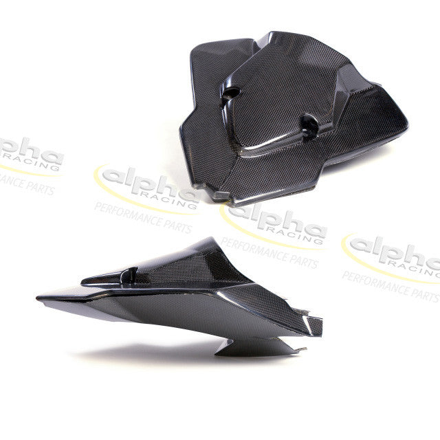 alpha Racing Carbon Short Race Tail for OEM BMW S1000 RR (2010-2011)