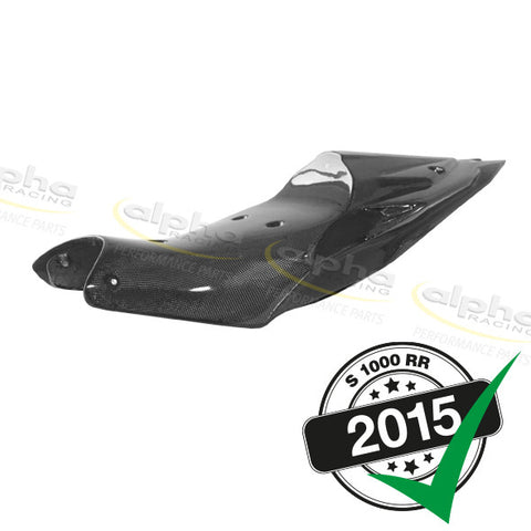 alpha Racing Carbon GLOSS Long Race Tail (Std. Sub-frame) BMW S1000RR (2015-)