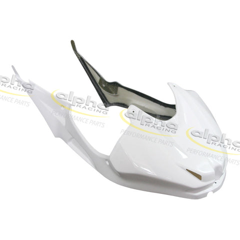 alpha Racing GRP Long Fuel Tank Cover BMW S1000RR/HP4 (2012-2014)