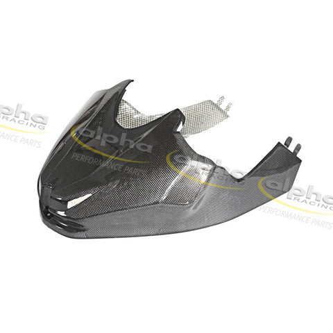 alpha Racing Carbon Short Fuel Tank Cover BMW S1000RR (2012-2014)