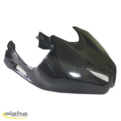 alpha Racing Carbon Fuel Tank Cover BMW S1000RR (WSBK Adj. Tail)