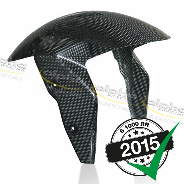 alpha Racing Carbon Front Fender EVO1 BMW S1000RR/HP4 (2010-, 2015-)