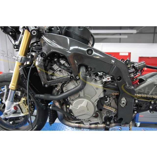 alpha Racing Carbon Frame Covers Kit BMW S1000RR (2012 ...