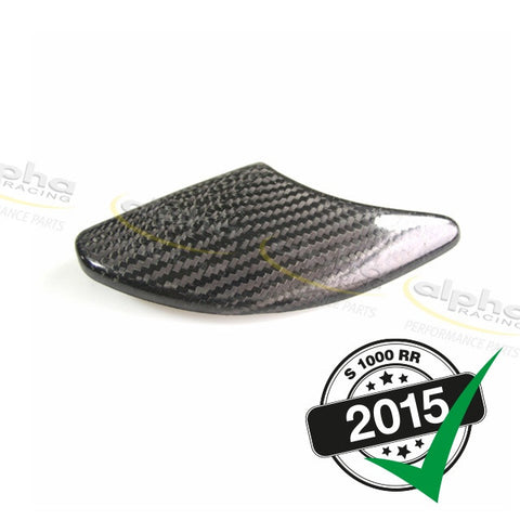alpha Racing Carbon Fin Chain Protector BMW S1000RR