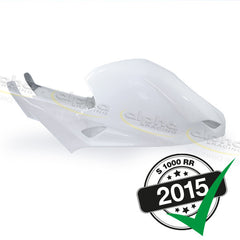 alpha Racing GRP Full Fuel Tank Cover BMW S1000 RR (2015-)
