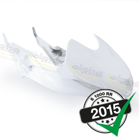 alpha Racing GRP Long Fuel Tank Cover BMW S1000RR (2015-)