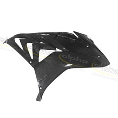 alpha Racing Carbon Fairing Kit 4 Pc. BMW S1000RR (2015-2018) Part Number: 4663A315B01-01