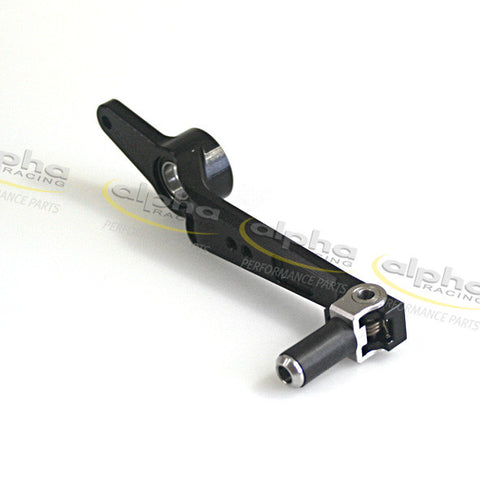 alpha Racing Folding Shift Lever Assy. BMW S1000RR/HP4 (2010-, 2015-)