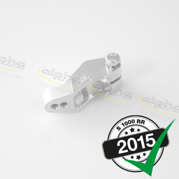 alpha Racing Gearbox Rearset Lever BMW S1000RR/HP4 (2010-, 2015-)