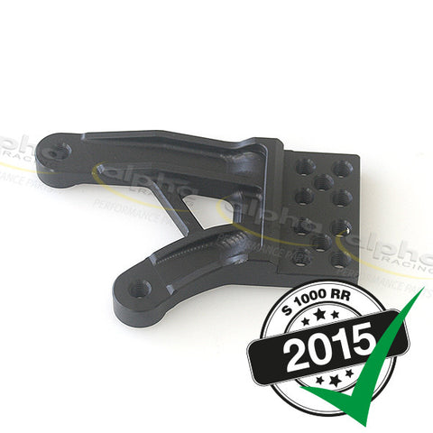 alpha Racing Rearset Baseplate Right BMW S1000RR (2015-)