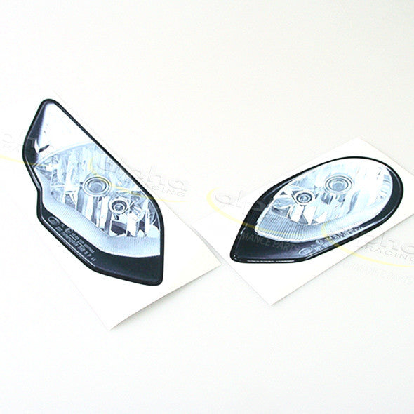 alpha Racing Head Light Sticker Kit BMW S1000RR (2015-)