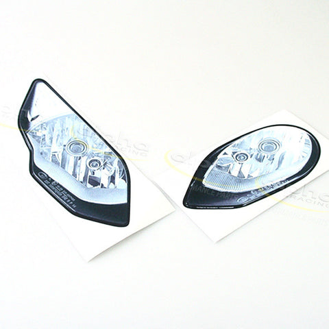 alpha Racing Headlight Sticker Kit BMW S1000RR (2015-)