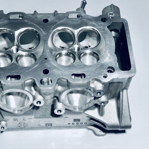 2020 BMW S1000RR (K67) Race Cylinder Head 5 Axis CNC Service