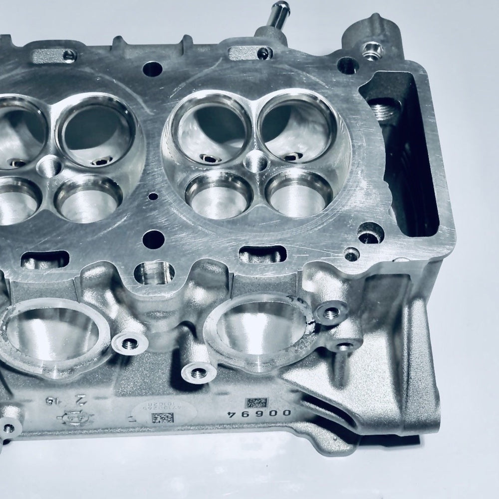 2020 BMW S1000RR (K67) Race Cylinder Head 5 Axis CNC Service Part Number: M1-K67018291-01