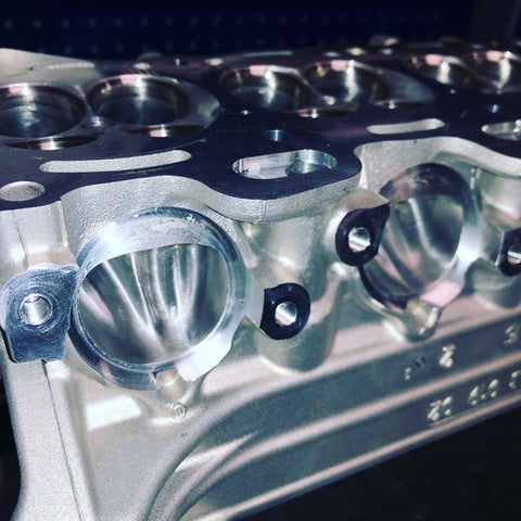 "BMW S1000RR, XR, R, M1 ""Big Valve"" Race Cylinder Head (2010-2018)"