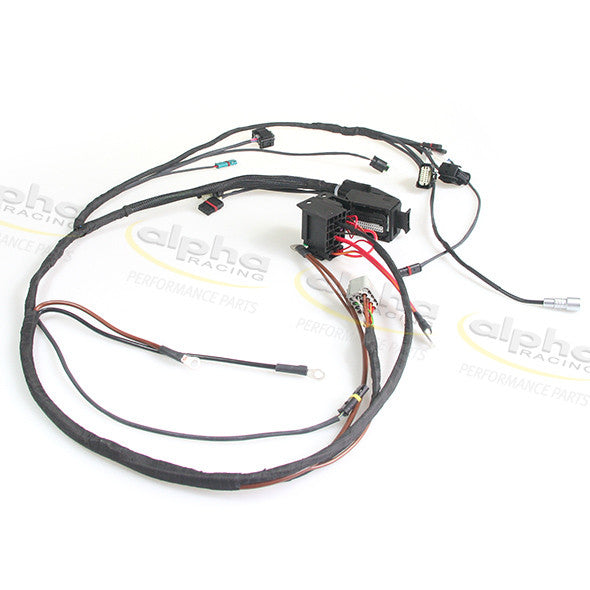 alpha Racing Chassis Race Wire Harness BMW S1000RR (2015-) Part Number: 6111A200A00-01-15