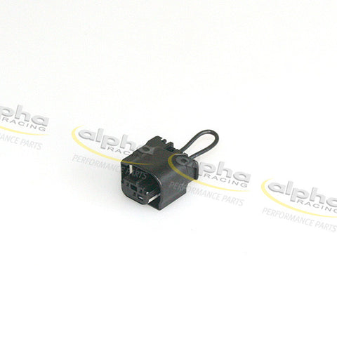 alpha Racing Side Stand Delete Plug BMW S1000RR/HP4 (2010-2014)