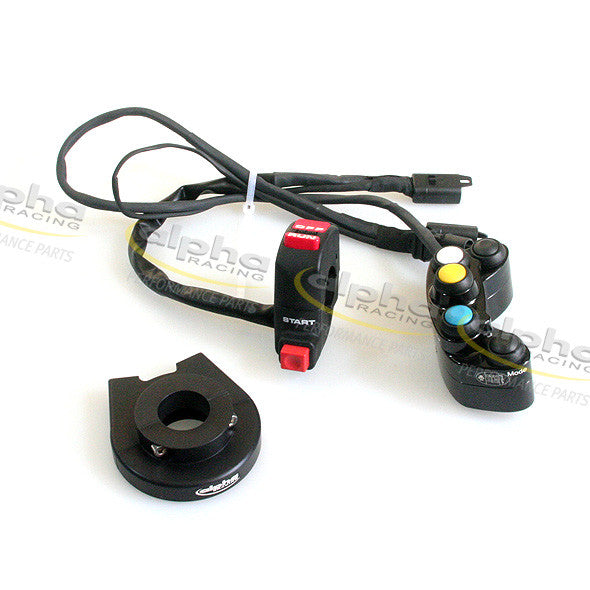 alpha Racing Plug & Play Race Switch Kit BMW S1000RR (2010-2014)