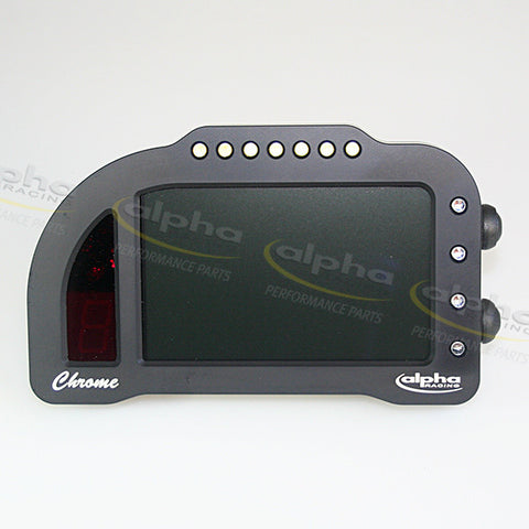 alpha Racing Plug & Play Color Dashboard Aprilia RSV4 RF 2015