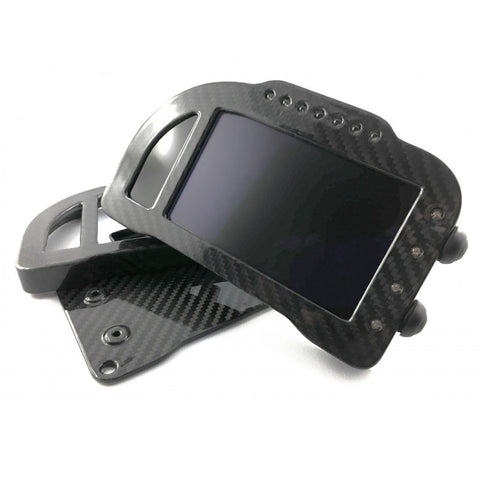 Carbon Case for alpha Racing LED Pro Dashboard