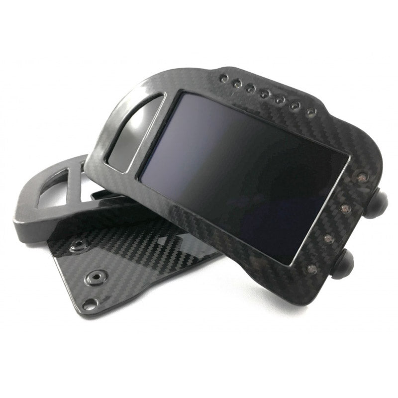 Carbon Case for alpha Racing LED Pro Dashboard Part Number: 6211A130A00-01