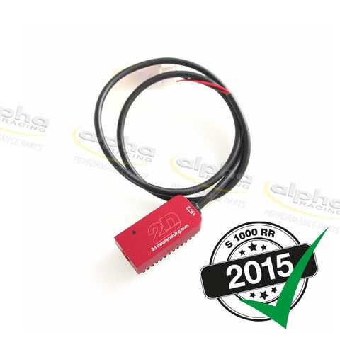 BMW HP 2D Infrared Receiver BMW S1000RR (2010-, 2015-)
