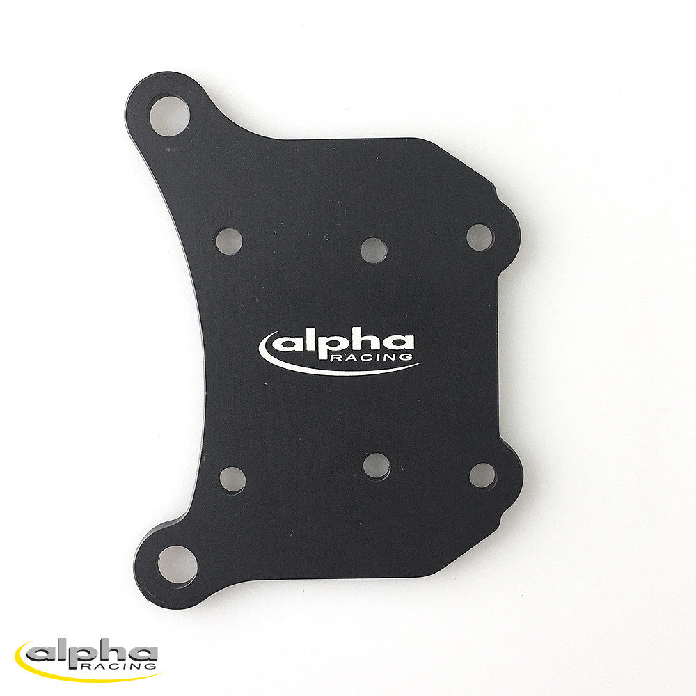 alpha Racing Alum. Bracket Kit for AMB/MyLaps BMW S1000RR Part Number: 7470A046A00-01