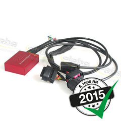2D Interface Module for HP Race Datalogger BMW S1000RR (2010-, 2015-)