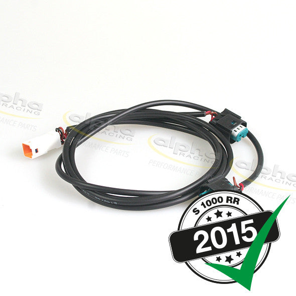 2D Adapter Harness for Data Acquisition BMW S1000RR (2010-, 2015-)