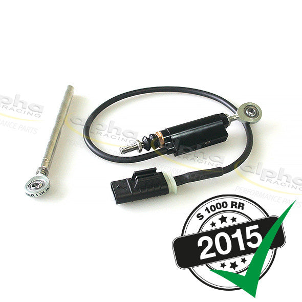 "alpha Racing Plug & Play ""Fast Shift"" Sensor V3 BMW S1000RR (2015-) Part Number: 7725A010C00-01"