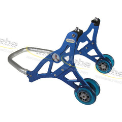 alpha Racing Aluminum Front Stand, Blue BMW S1000RR (2010-, 2015-)