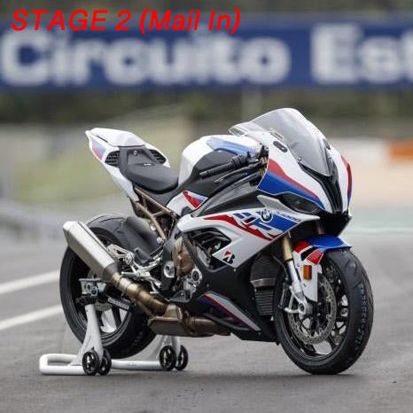 2020+ BMW S1000 RR ECU Flash Stage 2