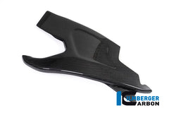 BMW HP4 RACE Left Carbon Swing Arm Cover (2018) Part Number: SCL.004.HP4RA.K-01