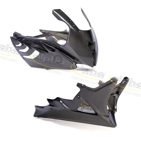 alpha Racing Carbon Fairing Kit BMW S1000RR (2010-2011)
