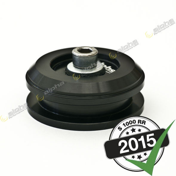 alpha Racing Rear Shock Billet CNC Nitrogen Reservoir Cap