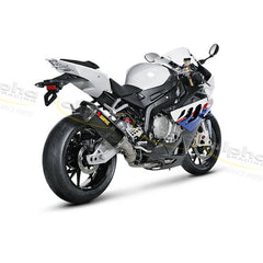 AKRAPOVIC HP Exhaust Catalyst Sys. w/ Carbon Muffler BMW S1000RR (2010-2014)