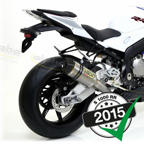ARROW Race-Tech Stainless Steel Full System S1000RR (2015-)