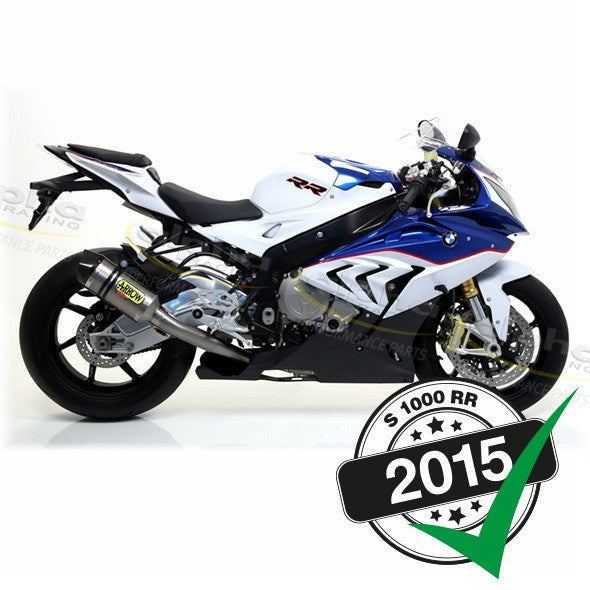 ARROW Race-Tech Titanium Exhaust System S1000RR (2015-)