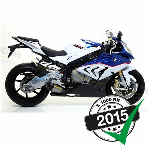 ARROW Competition EVO Stainless Exhaust System S1000RR (2015-)