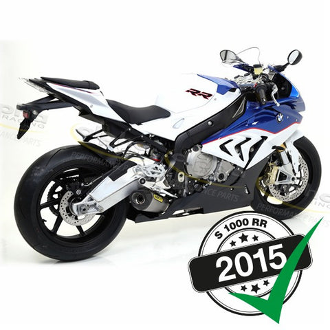 ARROW Competition EVO Ti Exhaust System S1000RR (2015-)