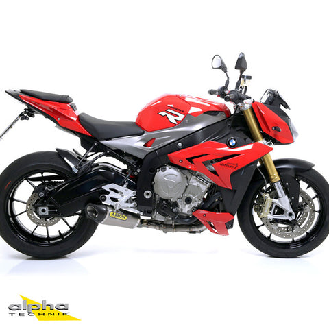 "Arrow 71144CKZ Competition ""EVO"" Exhaust for BMW S1000R (2014-2015)"