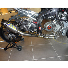 Arrow Full Titanium Exhaust Sys. High Mount BMW S1000RR (2010-2014)