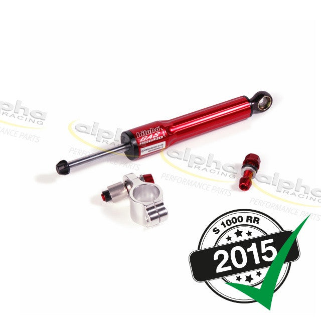 BITUBO SSW Steering Damper Kit BMW S1000RR/HP4 (2012-, 2015-)