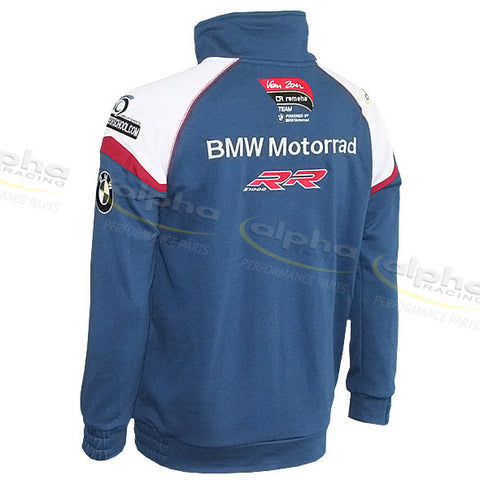 Sweat Jacket Team Van Zon-alpha Technik-BMW 2013-14 3XL