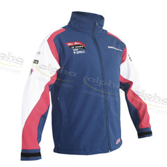 Team Van Zon-alpha Technik-BMW 2013-14 Softshell Jacket XXL