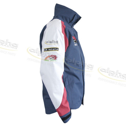 Team Van Zon-alpha Technik-BMW 2013-14 Summer Jacket Small